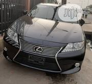 Lexus ES 2015 350 FWD Black | Cars for sale in Lagos State, Amuwo-Odofin