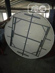 Foldable Plastic Table By 10 | Furniture for sale in Lagos State, Ojo