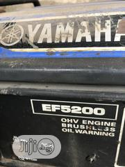 Heavy Duty YAHAMA Generator (Tokunbo) | Electrical Equipment for sale in Lagos State, Magodo
