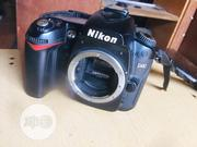 Nikon D90 With 18:55mm Lens For Sale | Photo & Video Cameras for sale in Lagos State, Ikeja