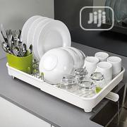 Expandable Dis Rack With Drainer Plug | Kitchen & Dining for sale in Lagos State, Alimosho