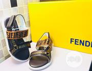 Fendi Unisex Sandals | Children's Shoes for sale in Lagos State, Lekki Phase 1