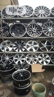 Latest Designs Of Alloy Wheels/ Rims Available. | Vehicle Parts & Accessories for sale in Lagos State, Mushin
