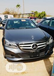 Mercedes-Benz E350 2014 Gray | Cars for sale in Abuja (FCT) State, Gwarinpa