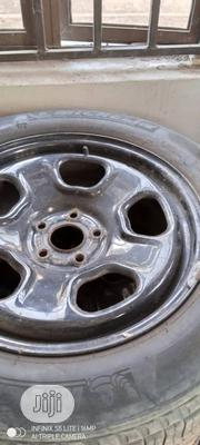 Used Tyers And Rims   Vehicle Parts & Accessories for sale in Lagos State, Alimosho