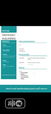 Cashiers/Sales Rep   Customer Service CVs for sale in Abuja (FCT) State, Kubwa