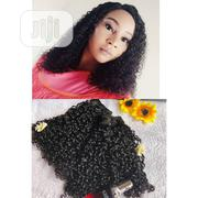 200 Grams Pixxie Curls With Closure | Hair Beauty for sale in Lagos State, Kosofe