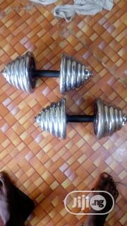 25kg Dumbell | Sports Equipment for sale in Akwa Ibom State, Uyo
