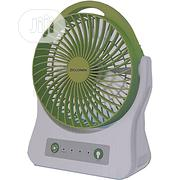 ZICLONEN Rechargeable Fan SP06-12   Home Appliances for sale in Lagos State, Isolo