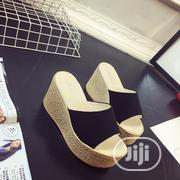 New Edge Heel Sandals | Shoes for sale in Ogun State, Ifo