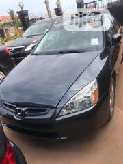 Honda Accord 2004 Automatic Gray | Cars for sale in Lagos State, Alimosho