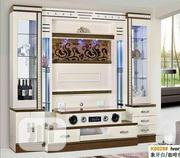 Quality Wall Unit Tv Shelve | Furniture for sale in Lagos State, Ojo
