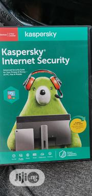Kaspersky Internet Security 2020 1 + 1 | Software for sale in Lagos State, Ikeja