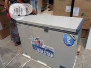 New Solstar One Door Deep Freezer 350L Fast Freezing CF350SS | Kitchen Appliances for sale in Lagos State, Ojo