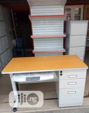 Higher Quality Office Table With Filing Cabinet   Furniture for sale in Lagos State, Ojo