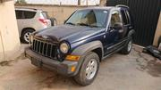 Jeep Liberty 2006 2.8 Blue | Cars for sale in Lagos State, Lagos Island