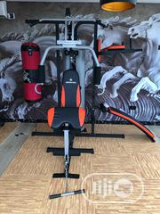 3 Station Commercial Gym Machine | Sports Equipment for sale in Lagos State, Surulere