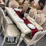 Royal Dining Table White (By 6) | Furniture for sale in Lagos State, Ojo