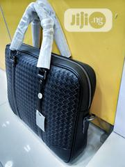 Black Leather Mens Laptop Bag | Bags for sale in Lagos State, Lagos Island