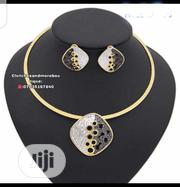 Viennois Choker With Pendant and Earrings Set | Jewelry for sale in Lagos State, Lekki Phase 1