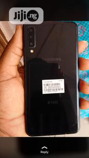 Samsung Galaxy A7 32 GB Blue   Mobile Phones for sale in Abuja (FCT) State, Dutse-Alhaji