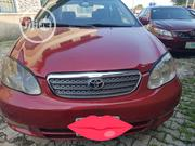 Toyota Corolla 2005 140i Red | Cars for sale in Rivers State, Port-Harcourt