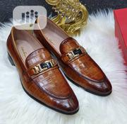 Quality Salvatore Ferragamo Shoes( Brown Black) | Shoes for sale in Lagos State, Alimosho