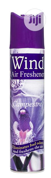 Wind Spray Air Freshener 300ml-3pieces   Home Accessories for sale in Lagos State, Ilupeju