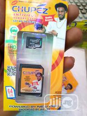 64G Anti Virus Memory Card(Fast Delivery) | Accessories for Mobile Phones & Tablets for sale in Lagos State, Ikeja