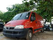 Fiat Ducato 2002 Red | Buses & Microbuses for sale in Lagos State, Magodo