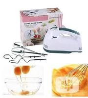 Scarlet 7-Speed Hand Cake Mixer With Chrome Beater, Dough Hook   Kitchen Appliances for sale in Lagos State, Lagos Island