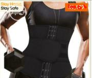 Waist Trainer With Zip And Single Strap | Clothing Accessories for sale in Anambra State, Onitsha