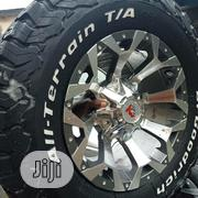 18inch For Toyota Hilux   Vehicle Parts & Accessories for sale in Lagos State, Mushin