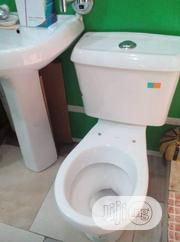 Twyford Water Closet (White Miniset) | Plumbing & Water Supply for sale in Lagos State, Orile