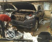 Upgrading Of Toyota Prado 2010 To 2018 | Vehicle Parts & Accessories for sale in Lagos State, Mushin