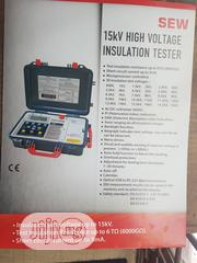Sew Standard Digital High Voltage Insulation Tester Variable Type   Measuring & Layout Tools for sale in Lagos State, Ojo