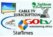 Cable TV Subscription | Computer & IT Services for sale in Lagos State, Lekki Phase 2