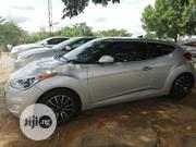 Hyundai Veloster 2012 Automatic Silver | Cars for sale in Abuja (FCT) State, Galadimawa