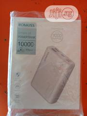 Power Bank 10000mah Romoss | Accessories for Mobile Phones & Tablets for sale in Lagos State, Ajah