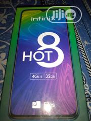 New Infinix Hot 8 32 GB Pink | Mobile Phones for sale in Ebonyi State, Izzi