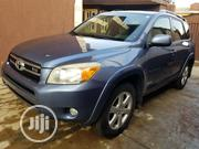 Toyota RAV4 2008 Limited Blue | Cars for sale in Lagos State, Isolo
