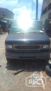 Ford E-350 2002 Blue | Buses & Microbuses for sale in Lagos State, Isolo