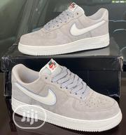 """Air Force 1 """"Grey"""" Sneakers   Shoes for sale in Lagos State, Isolo"""