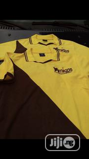 Lovely Custom Lovely Polos And T-shirt'S With Names | Clothing for sale in Lagos State, Amuwo-Odofin
