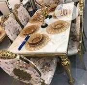 Standard 6 Seaters Royal Dining Table | Furniture for sale in Lagos State, Lekki Phase 1