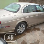 Jaguar S-Type 2.5 V6 Automatic 2004 Gold | Cars for sale in Lagos State, Ifako-Ijaiye