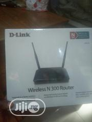 D- Link Wireless N300 Router DIR615 | Networking Products for sale in Lagos State, Ikeja
