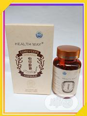 Build the Perfect Immune Body System With Cordycep Sinensis | Vitamins & Supplements for sale in Lagos State, Gbagada