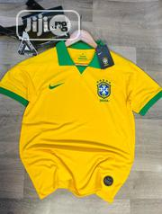 Brazil Home Jersey | Clothing for sale in Lagos State, Lagos Island