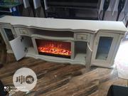 Quality Fire Place Tv Stand | Furniture for sale in Lagos State, Ikoyi